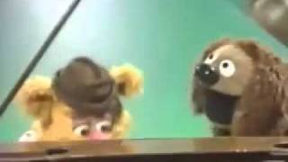 The Muppet Show - Rowlf and Fozzie - Piano Duet