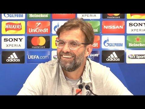 Liverpool 3-0 Manchester City - Jurgen Klopp Full Post Match Press Conference - Champions League