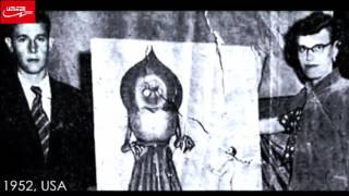 Top 10 Mysterious Creature Spotted On Earth [The Deep Sea Monster & Big Fish]