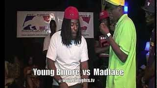 Pit Fights Battle League : Take No Prisoners : Young Bmore vs Madface