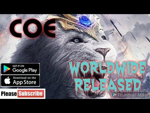 Clash Of Empires COE - Gameplay Video 3 for iPhone - iPad (iOS)