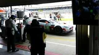 Aston Martin Racing - Pitstop (Garage View)