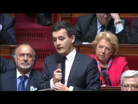 Gérald Darmanin - Montée du Front national