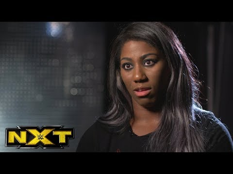 Follow Ember Moon's incredible journey to NXT: WWE NXT, Jan. 3, 2018