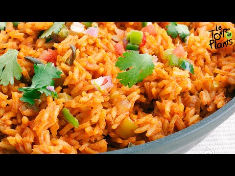 How To Cook Mexican Yellow Rice Quickly
