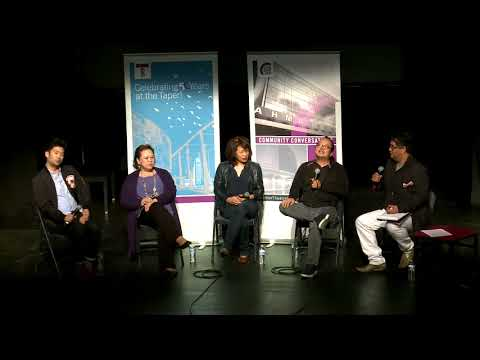 Community Conversation—Asian American Representation: The Po