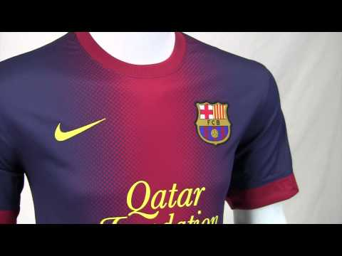 Nike 2012-13 Barcelona Home Jersey