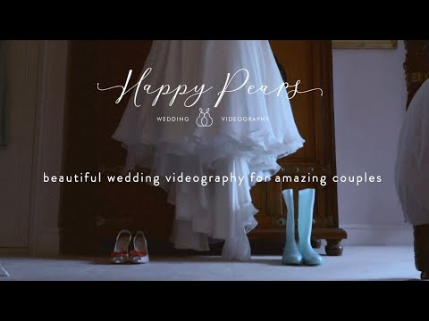 Happy Pears Wedding Videography Showreel 2019