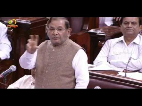 Sharad Yadav on Agusta Case | No Need to Make False Accusations, Catch those Who Done Wrong
