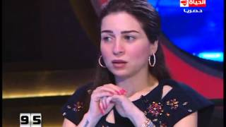بالفيديو.. مي عز الدين: لو امتلكت قوة خارقة سأختار قراءة أفكار الآخرين
