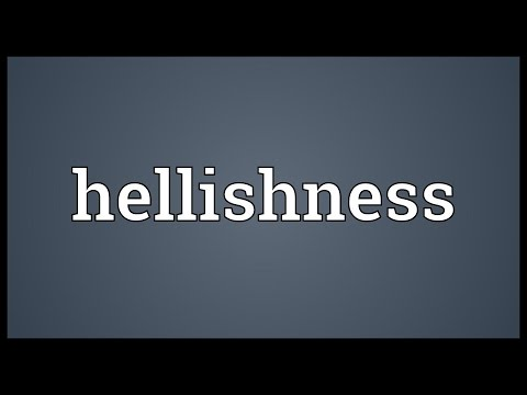 Header of hellishness