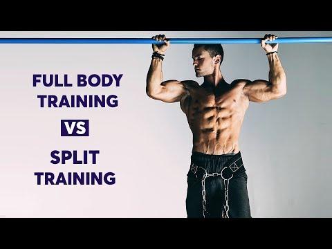 Full Body Workouts VS Split Training in Calisthenics (HOW DO I TRAIN?)