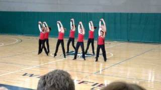 "Marist College Dance Team ""That"