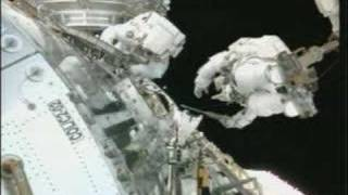STS-122 ISS Mission Highlights