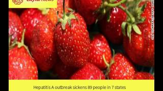 Hepatitis A outbreak sickens 89 people in 7 states |  By : CNN