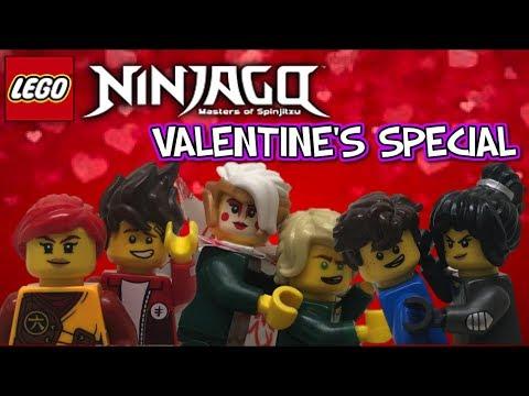 Lego Ninjago: Valentine´s Day Special - Part 1 (STORY)
