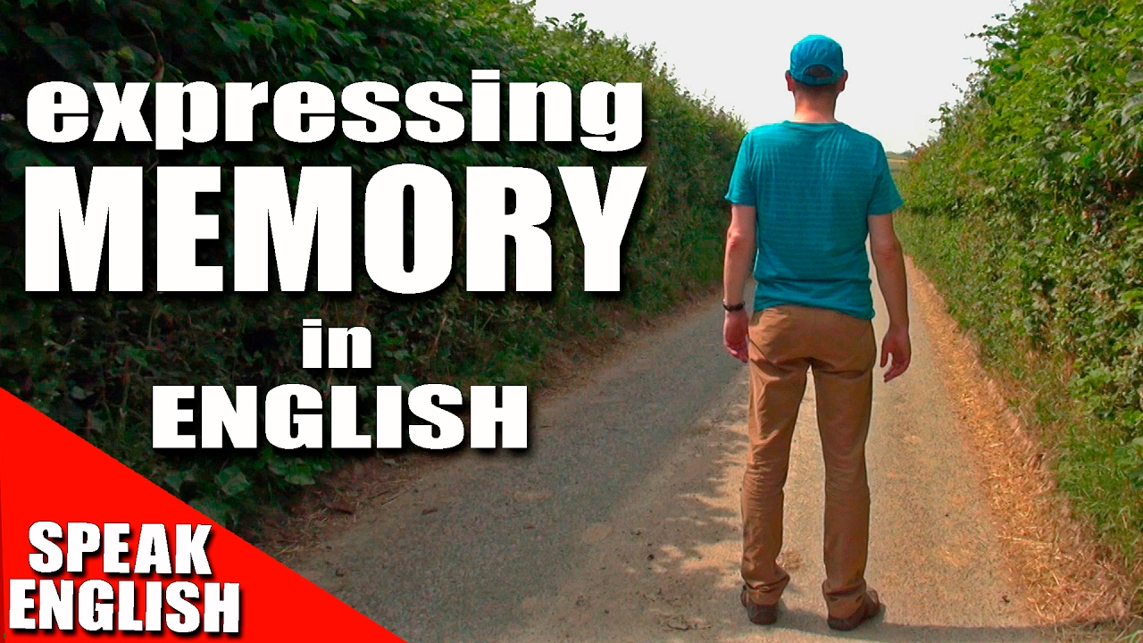 Learn English words for MEMORY in English - Learn English with Duncan - What is memory?