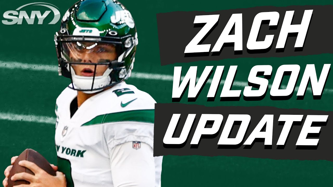 New York Jets QB Zach Wilson has sprained PCL, to miss 2-4 ...