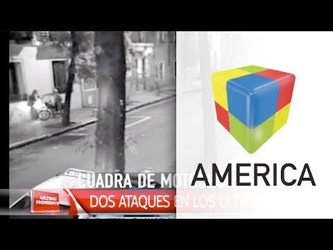 Video: Ataque Motochorro en Flores