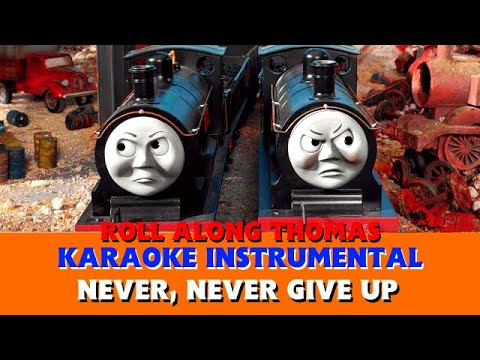 Roll Along - 'Never, Never Give Up' Instrumental - Thomas & Friends