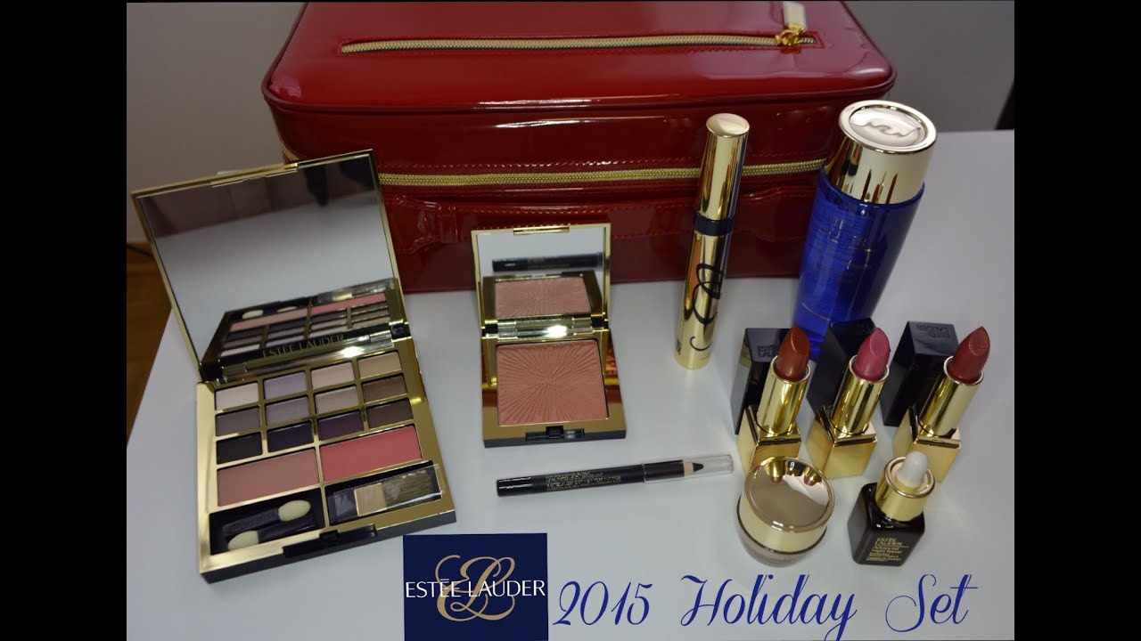 este lauder 2015 holiday set reviewdemoswatches
