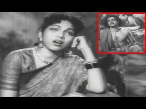 Malleeswari Movie Songs    Aakasa Veedilo    N.T. Rama Rao    Bhanumathi Ramakrishna