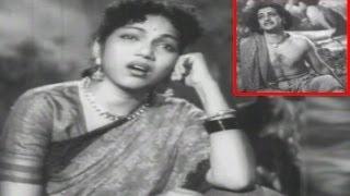 Malleeswari Movie Songs || Aakasa Veedilo || N.T. Rama Rao || Bhanumathi Ramakrishna