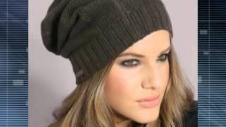 видео Модные вязаные шапки осень-зима 2014-2015: фото, советы