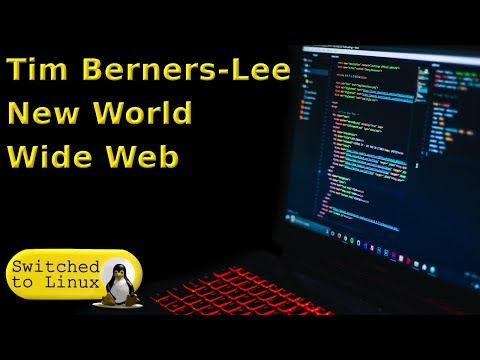 Tim Berners-Lee's New World Wide Web