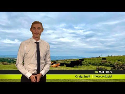 Thursday morning forecast 19/08/21