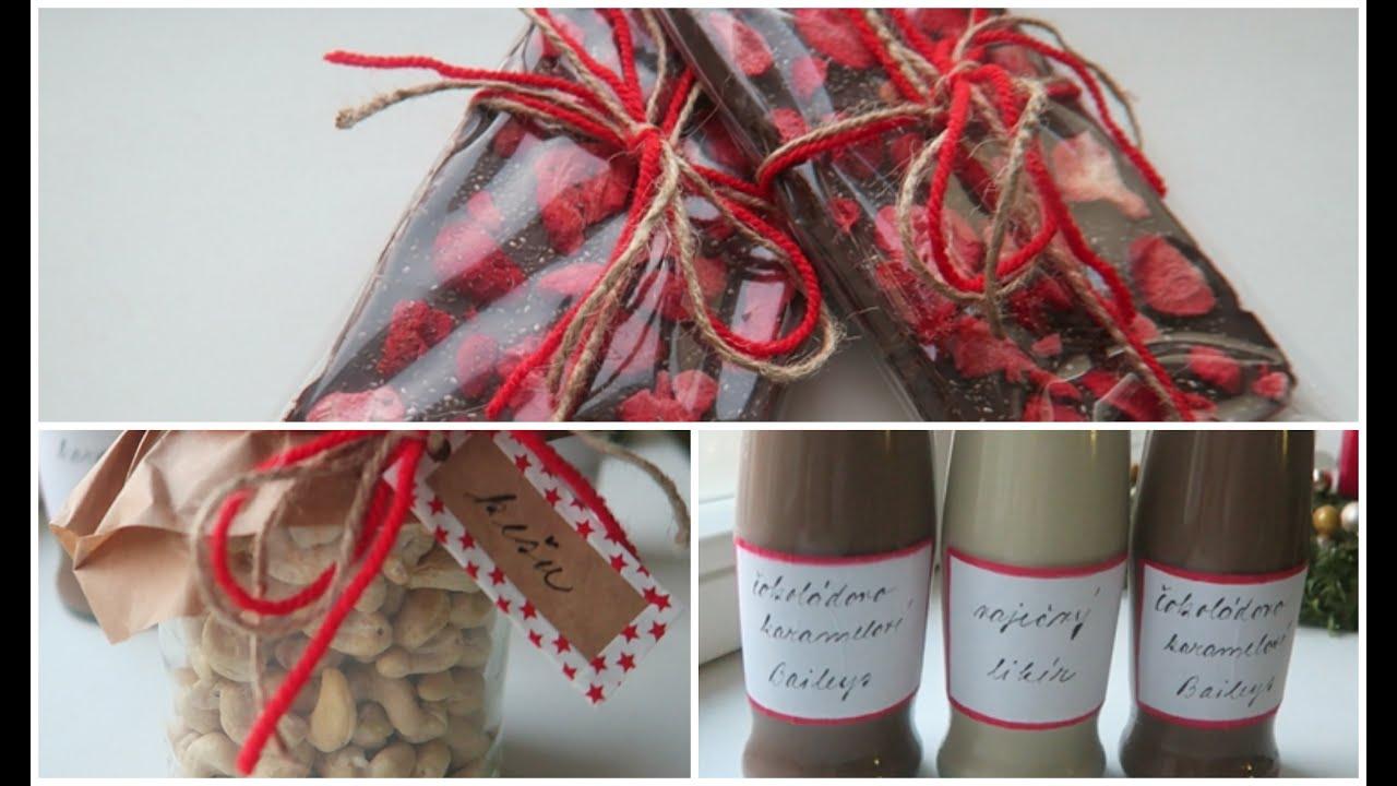 Edible Christmas Gift Ideas 2 - YouTube