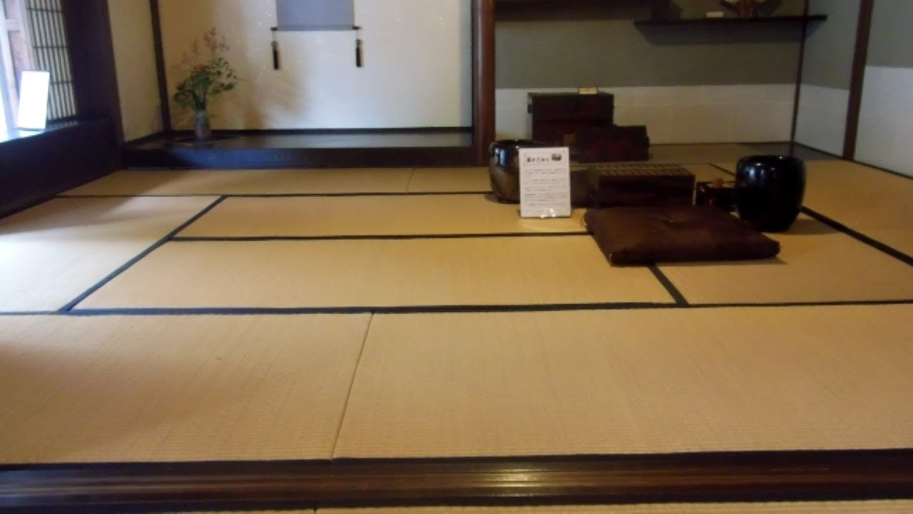 Japanese Tatami Room Etiquette & Japanese Tatami Room Etiquette - YouTube