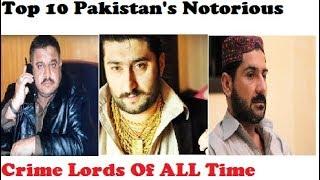 Top 10 gangster of pakistan
