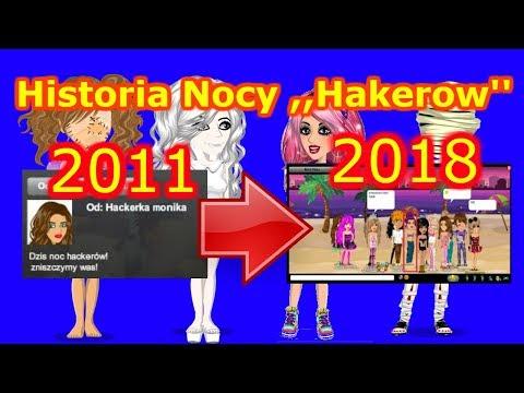 NOC ,,HAKERÓW'' HISTORIA NA MSP 2011-2018
