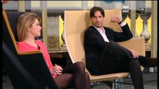 Luca Bastianello e Alexandra Dinu a Fiction Magazine su Rai Premium