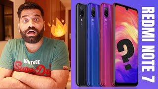 Redmi Note 7 Launched - 48MP + SD660 & More - Redmi Gone CRAZY 🔥🔥🔥