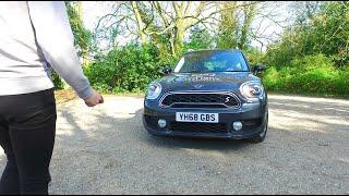 Halliwell Jones 48 Hour Test Drive - MINI Countryman Phev