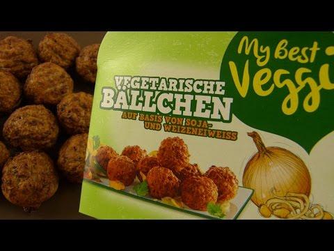 My Best Veggie - Vegetarian Balls / Vegetarische Bällchen