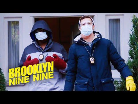 Jake And Holt In Quarantine   Brooklyn Nine-Nine