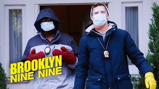 Jake and Holt in Quarantine | Brooklyn Nine-Nine