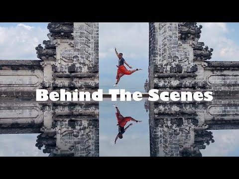 Pura Lempuyang Temple Bali   Behind The Scenes of Famous Instagram Post   Gates Of Heaven Bali