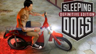 Sleeping Dogs Definitive Edition PC - Só de Cueca