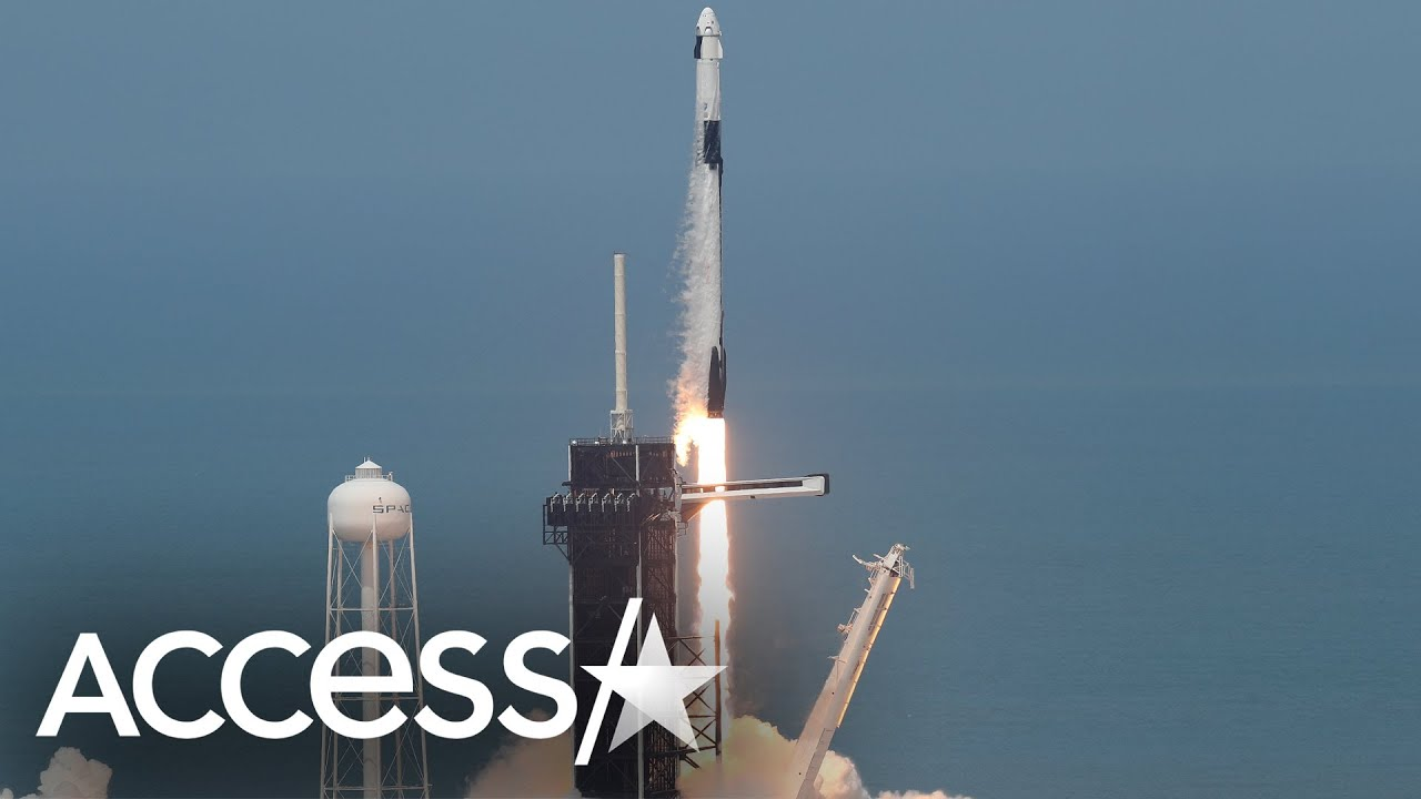 SpaceX & NASA Launch Astronauts Into Space