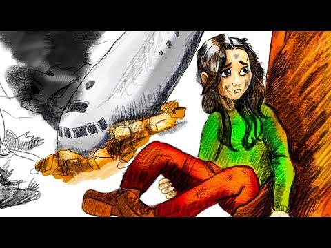Упав с высоты 3 000 метров, девушка 11 дней пробиралась сквозь джунгли