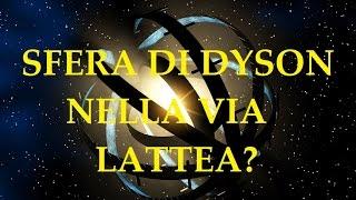 Costruzione aliena nella Via Lattea? Scienziati ipotizzano una Sfera di Dyson