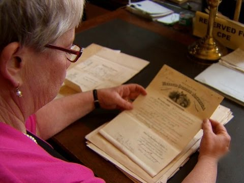 CBS Evening News with Scott Pelley - Inside the 1940 Census