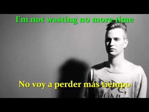 Prayer in C  Lilly Wood & The Prick Robin Schulz Radio Edit Lyrics sub Español