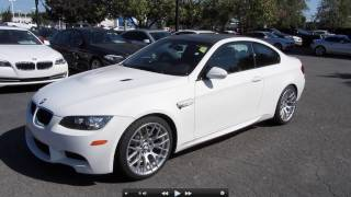 2011 BMW M3 Coupe Start Up, Exhaust, and In Depth Tour