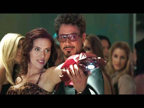 'Iron Man 2'  2 HD