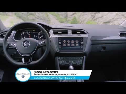 2018 Volkswagen Tiguan Irving TX   Volkswagen Dealer Dallas TX